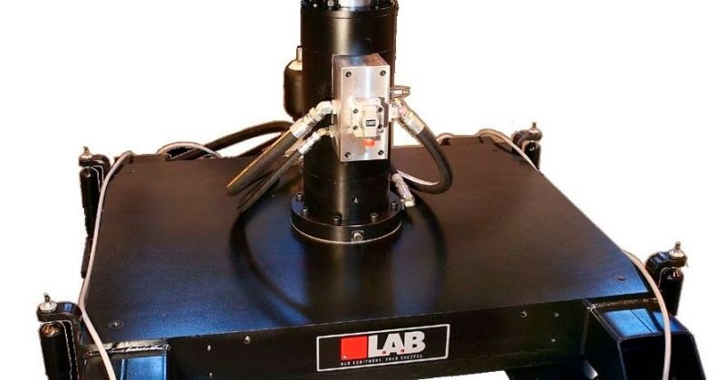 hydraulisk vibrator