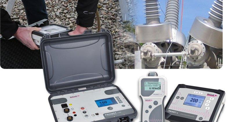 mikroohmmätare impedansmätare