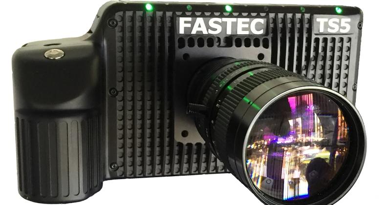 Höghastighetskamera