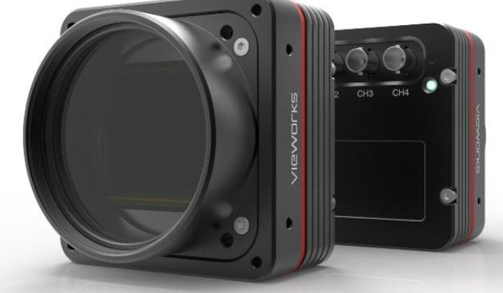 Vieworks high speed machine vision camera