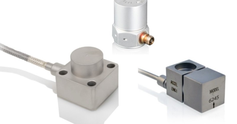 accelerometer för höga temperaturer